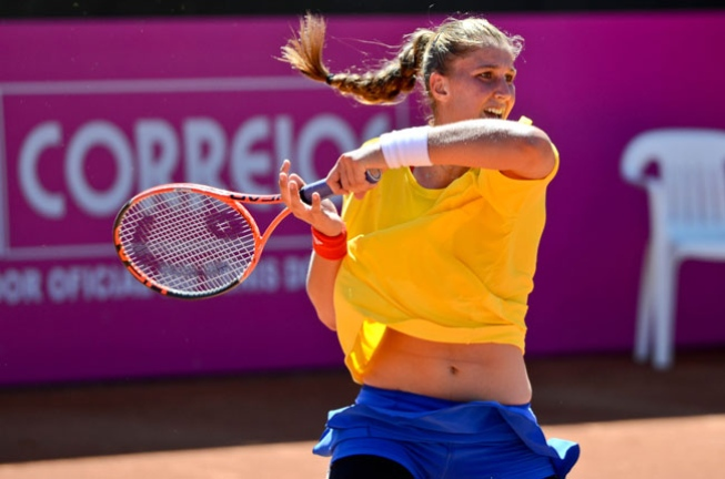 Brazilian Tennis (Beatriz HaddadMaia)