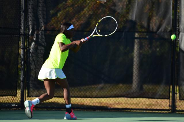 Biscuit Review: Kabiru Ibrahim Tennis Raleigh NorthCarolina